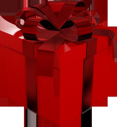 Картинка подарок в коробке