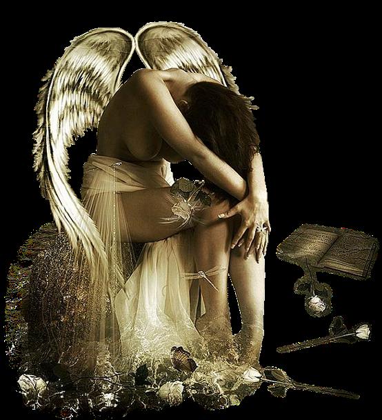 Tubes Anges Femmes