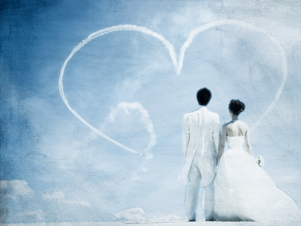 fond ecran univers mariage - photo #4